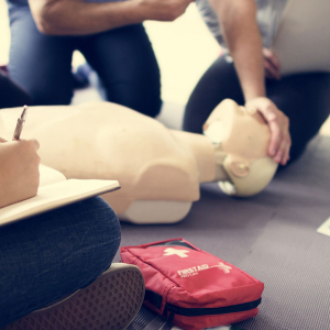 First Aid at Work Level 3 Course (3 Day)