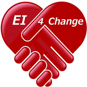 Ei4Change full logo